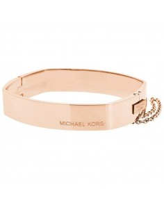 Chic Time | Bracelet Michael Kors MKJ4658791 rigide couleur rose  | Prix : 119,20 €
