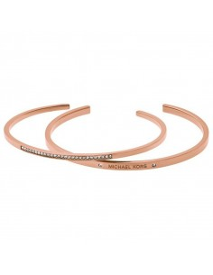 Chic Time | Bracelet Michael Kors MKJ4820791 fin couleur or rose  | Prix : 83,30€