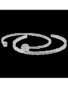 Chic Time   Bracelet Michael Kors MKJ4822040 très fin   Prix   95,20 € 18e8b765388