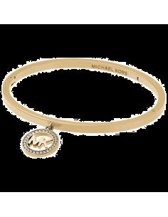 Chic Time | Bracelet Michael Kors MKJ4836710 breloque couleur dorée MK  | Prix : 95,20€