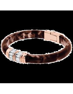 Chic Time | Bracelet Michael Kors MKJ5022791 Bracelet écaille de tortue marron  | Prix : 119,20€