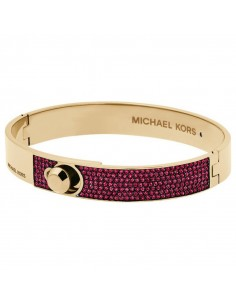 Chic Time | Bracelet Michael Kors MKJ5089710 Strass rouges  | Prix : 104,30 €