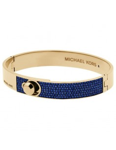 Chic Time | Bracelet Michael Kors MKJ5090710 Strass bleus  | Prix : 119,20€