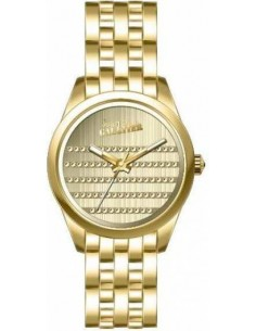 Chic Time | Montre Femme Jean Paul Gaultier 8502405 Or  | Prix : 199,00 €