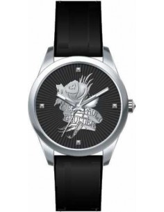 Chic Time | Montre Femme Jean Paul Gaultier 8502412 Noir  | Prix : 149,00€