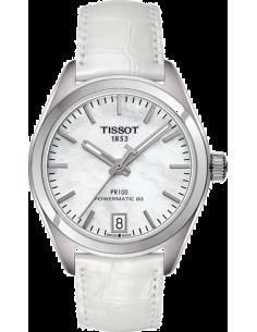 Chic Time | Montre Femme TISSOT PR 100 Automatic T1012071611100  | Prix : 540,00€