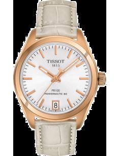 Chic Time | Montre Femme Tissot PR 100 T1012073603100 Beige  | Prix : 595,00€