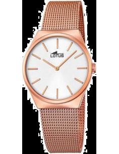 Chic Time | Montre Femme Lotus Trendy L18289/1 Or Rose  | Prix : 139,00€