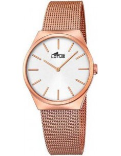 Chic Time | Montre Femme Lotus Trendy L18289/1 Or Rose  | Prix : 139,00 €