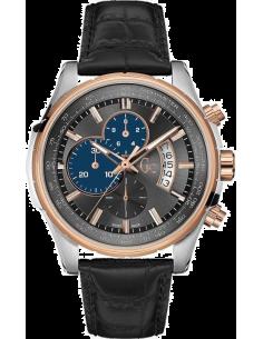 Chic Time | Montre Homme Gc Technoclass X81011G5S Noir  | Prix : 649,00€