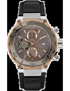 Chic Time | Montre Homme Gc Sport Chic X56007G1S Noir  | Prix : 869,00€