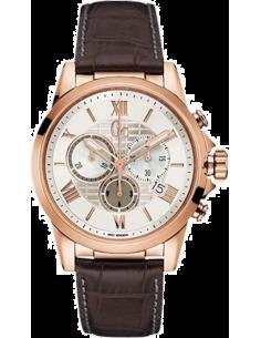 Chic Time | Montre Homme Gc Esquire Y08006G1 Marron  | Prix : 479,00€