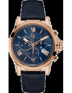 Chic Time | Montre Homme Gc Esquire Y08003G7 Bleu  | Prix : 479,00€