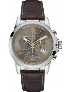 Chic Time | Montre Homme Gc Esquire Y08001G1 Marron  | Prix : 469,00 €
