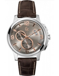 Chic Time | Montre Homme Gc Classica X83009G1S Gris  | Prix : 429,00€