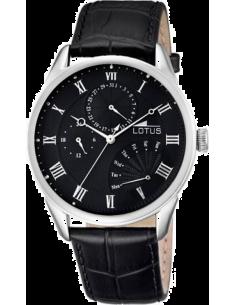 Chic Time | Montre Homme Lotus Trendy L10131/4 Noir  | Prix : 119,00€