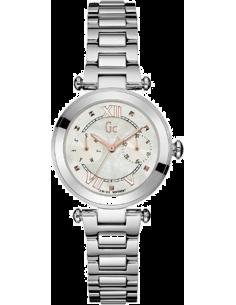 Chic Time | Montre Femme Gc Sport Chic Y06010L1 Argent  | Prix : 450,00€