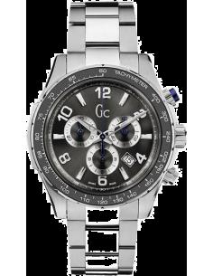 Chic Time | Montre Homme Gc Sport Chic X51002G5S Argent  | Prix : 699,00€