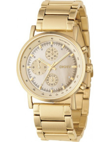 Chic Time | Montre Femme DKNY NY4332 Or  | Prix : 144,49 €