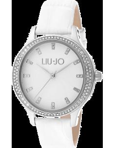 Chic Time   Montre Femme Liu Jo Luxury Giselle TLJ1006 Blanc    Prix : 55,65€