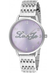 Chic Time   Montre Femme Liu Jo Luxury Isabel TLJ1025 Argent    Prix : 45,15€