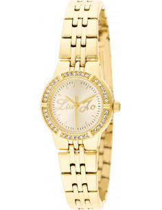 Chic Time | Montre Femme Liu Jo Luxury Cindy TLJ725 Or  | Prix : 59,15 €