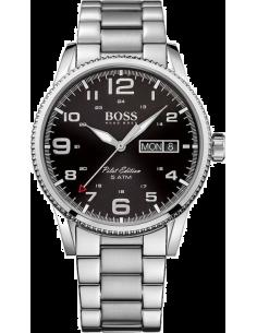 Chic Time | Montre Homme Hugo Boss Classic 1513327 Argent  | Prix : 254,15€