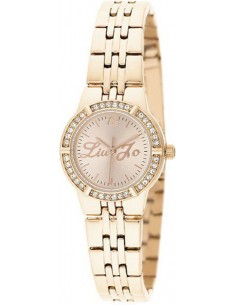 Chic Time | Montre Femme Liu Jo Luxury Cindy TLJ726 Or Rose  | Prix : 59,15 €