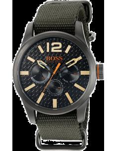 Chic Time   Montre Homme Hugo Boss Boss Orange 1513312 Vert    Prix : 211,65€