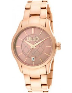 Chic Time | Montre Femme Liu Jo Luxury Tess TLJ940 Or Rose  | Prix : 55,65 €