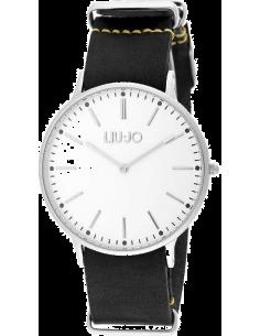 Chic Time | Montre Mixte Liu Jo Luxury Navy TLJ965 Noir  | Prix : 129,00€