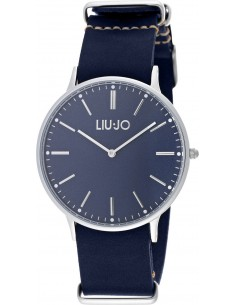 Chic Time | Montre Mixte Liu Jo Luxury Navy TLJ966 Bleu  | Prix : 129,00 €