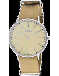 Chic Time | Montre Mixte Liu Jo Luxury Navy TLJ967 Marron  | Prix : 129,00€