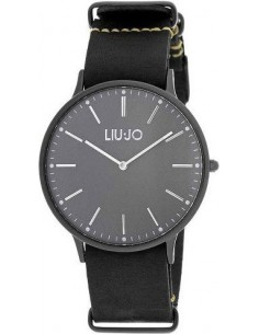 Chic Time | Montre Mixte Liu Jo Luxury Navy TLJ968 Noir  | Prix : 139,00 €