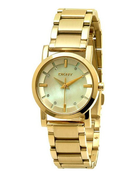Chic Time | Montre Femme DKNY NY4520 Or  | Prix : 107,90 €