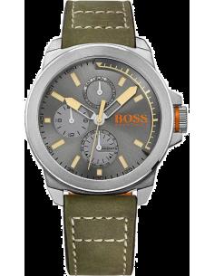 Chic Time | Montre Homme Hugo Boss Boss Orange 1513318 Vert  | Prix : 186,15€