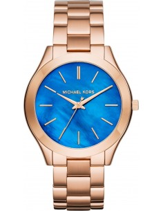 Chic Time | Montre Femme Michael Kors Runway MK3494 Or Rose  | Prix : 219,00 €