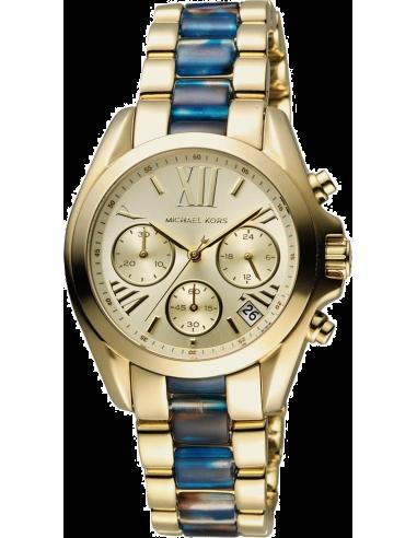 Chic Time   Montre Femme Michael Kors Bradshaw MK6318 Or    Prix : 279,00€