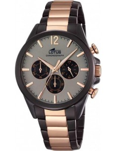 Chic Time | Montre Homme Lotus L18196/1 Or Rose  | Prix : 229,00 €