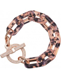 Bracelet Michael Kors Brilliance MKJ4737791 écaille de tortue