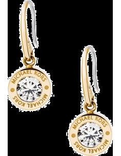Chic Time | Boucles d'oreilles Michael Kors MKJ5337710 couleur or jaune  | Prix : 75,65€