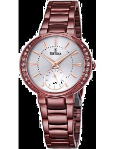 Chic Time | Montre Femme Festina Mademoiselle F16912/1 Marron  | Prix : 159,00€