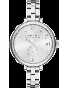 Chic Time | Montre Femme Marc Jacobs Sally MJ9722 Argent  | Prix : 259,00€