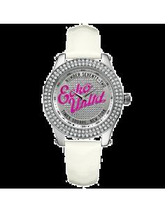 Chic Time   Montre Femme Marc Ecko E10038M2 Blanc    Prix : 64,50€