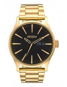Chic Time | Montre Homme Nixon Sentry A356-510 Or  | Prix : 250,00 €