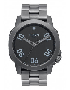 Chic Time | Montre Homme Nixon Ranger A468-632 Noir  | Prix : 200,00€