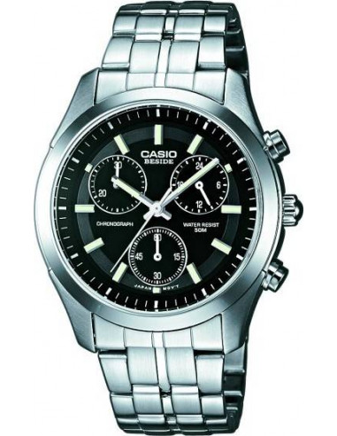 Chic Time   Casio BEM-503D-1AVDF men's watch    Buy at best price