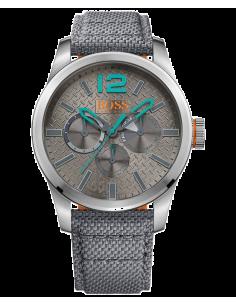 Chic Time | Montre Homme Hugo Boss Boss Orange 1513379 Gris  | Prix : 211,65€