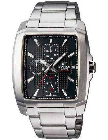Chic Time | Casio EF-322D-1AVDF men's watch  | Buy at best price