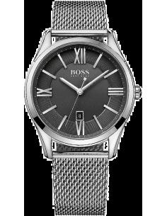 Chic Time | Montre Hugo Boss 1513442 Bracelet acier argenté  | Prix : 191,20€